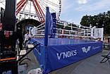 Ринг для боксу V'Noks Competition 7,5*7,5*1 метр, фото 6