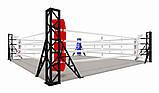 Ринг для боксу V'Noks EXO підлоговий 6 * 6 м, фото 3
