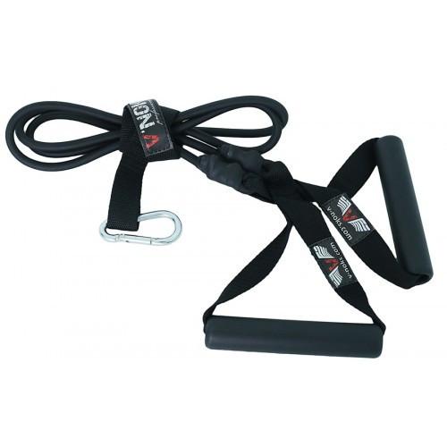 Эспандер для фитнеса V`Noks type Hard черный (Винокс)