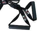 Эспандер для фитнеса V`Noks type Hard черный (Винокс), фото 3
