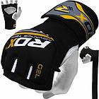 Бинт-перчатка RDX Neopren Gel Yellow L/XL, фото 2