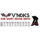 Боксерки V`Noks размер 45 обувь для бокса и единоборств, фото 4