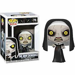 Фигурка Funko Pop Фанко Поп Проклятие монахини Монахиня Демон The Nun Demonic 10 см Movies RN 776