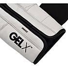 Боксерские перчатки RDX Pro Gel S5 16 oz унций кожа черный, фото 2