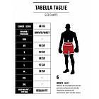 Шорты боксерские Leone Italy Black XL черный, фото 3
