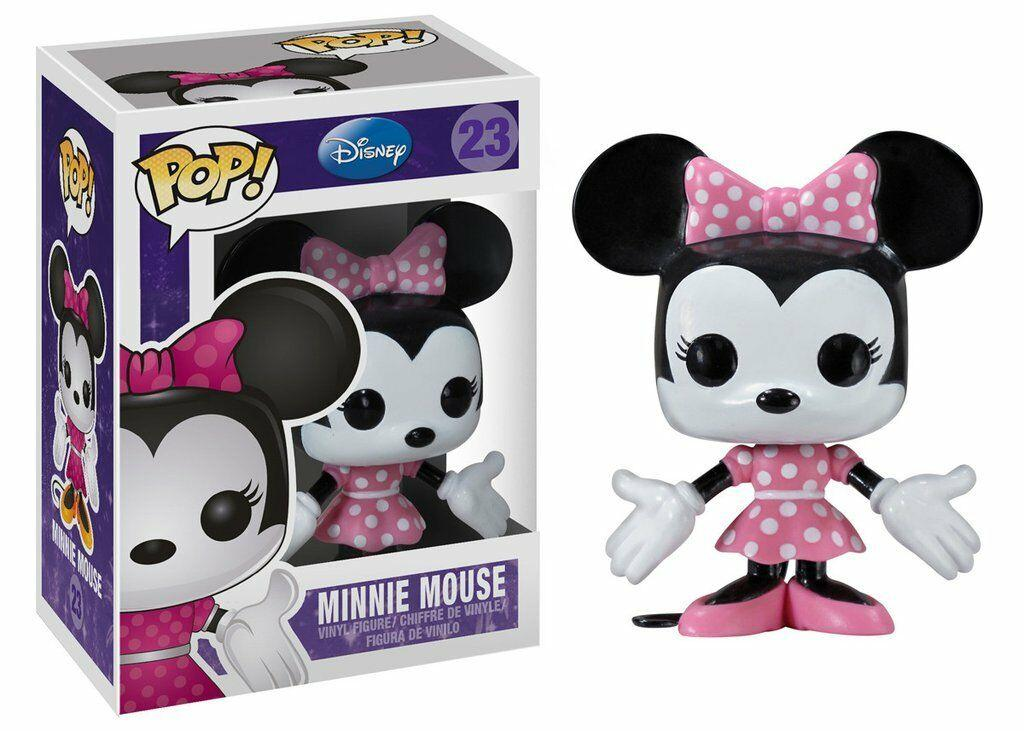 Фигурка Funko Pop Фанко Поп Минни Маус Дисней Minnie Mouse Disney D MM23