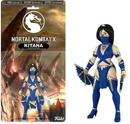 Фигурка Funko Мортал Комбат КитанаSavage World: Mortal Kombat Kitana 14 смMK K 16