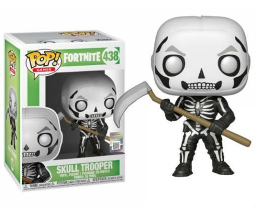 Фигурка Funko Pop Fortnite Skull Trooper Фортнайт Скулл Трупер FN ST 438  - купить со скидкой