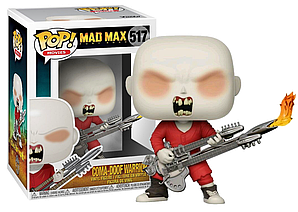 Фигурка Funko Pop Фанко Поп Безумный Макс Гитарист Mad Max Coma Doof 10 см MM CD 517