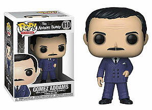 Фигурка Funko Pop Фанко Поп Семейка Аддамс Гомес Ададмс The Addams Family Gomez 10 см Movies AD G 810