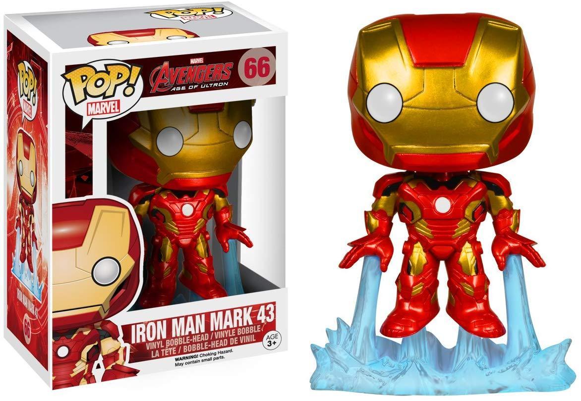 Фигурка Funko Pop Iron Man Mark Железный человек Марк 10 см IM.66