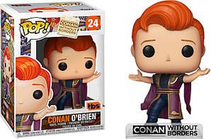 Фигурка Funko Pop Фанко Поп Конан Конан ОБрайен Conan Conan OBrien 10 см Movies CB 24