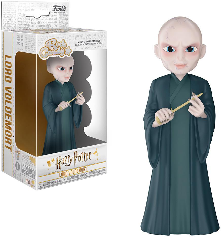 Фигурка Funko Rock Candy Harry Potter Lord Voldemort Фанко Рок Кэнди Гарри Поттер Лорд Волдеморт BL HPV13.05