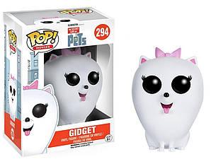 Фигурка Funko Pop Фанко ПопШпиц Гиджет Gidget The Secret Life of PetsТайная жизнь домашних животных SLP G294
