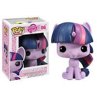 Фигурка Funko Pop Фанко Поп My little pony Twilight Sparkle Мой маленький пони Твайлайт Спаркл 10см 06LP