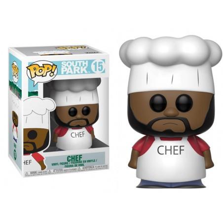 Купить Фигурка Funko Pop Фанко ПопШеф Южный Парк Chef South Park cart SP C15