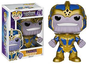 Фигурка Funko Pop Фанко Поп Стражи Галактики Танос Guardians of The Galaxy Thanos 15 смBL GG T 78