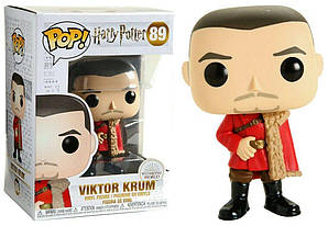 Фигурка Funko Pop Фанко Поп Виктор Крам Святочный Бал Гарри Поттер Harry Potter Viktor Krum Yule Ball HP VK 89