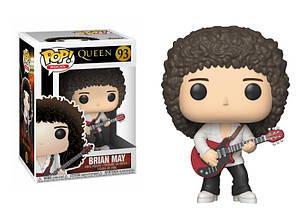 Фигурка Funko Pop Фанко Поп Квин Брайан Мэй Queen Brian May 10 см Q BM 93
