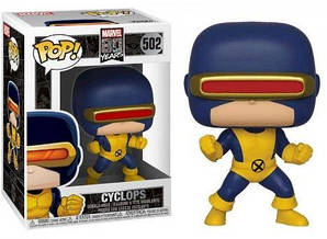 Фигурка Funko Pop Фанко Поп Марвел 80 лет Циклоп Люди Икс Marvel 80th CyclopsX-Men 10 смХМ C 502