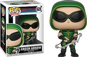 Фигурка Funko Pop Фанко Поп Стрела Зелёная стрела Arrow Green Arrow 10 см A GA 628