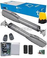 CAME ATS Plus Полный комплект автоматики для распашных ворот с концевыми выключателями ATS30AGS, 801MP-0050