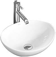 Умывальник раковина для ванной на столешницу REA AVILA REA-U0632 (умивальник для ванної), фото 1
