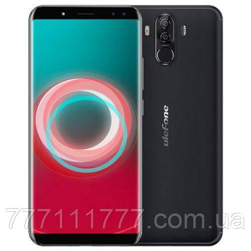 Телефон UleFone Power 3S black 4/64GB