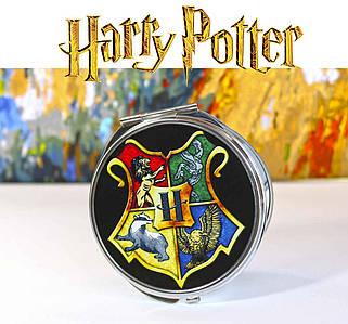 Карманное зеркало Гарри Поттер Факультеты / Harry Potter