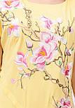 Літнє плаття з попліну з вишивкою Raslov 115, фото 6
