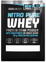 Протеин ПРОБНИК Nitro pure whey BioTech (28 гр.)