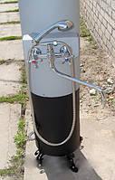 Буржуйка водонагреватель на дровах
