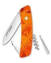 Швейцарский нож SWIZA C01 Filix Оранжевый (10.2060)