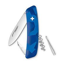 Швейцарский нож SWIZA C01 Livor Синий (10.2030)