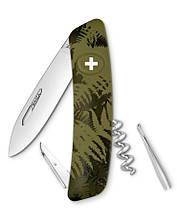 Швейцарский нож SWIZA C01 Silva Оливковый (10.2050)