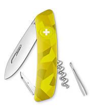 Швейцарский нож SWIZA C01 Velor Салатовый (10.2080)