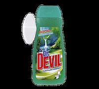 Dr.DEVIL 3в1 Natural Fresh гель для WC, натуральная свежесть + запасной блок, фото 1