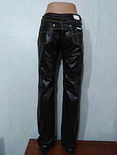 Женские черные джинсы с пропитки Revolt 30 и 31 размер