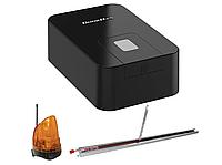 Привод DoorHan SECTIONAL-800PRO для гаражных секционных ворот Сигнальная лампа, SK-3300, с цепью L=3300 мм, Без пульта