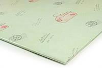 Бумага упаковочная листовая декоративная