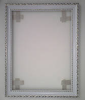 "Багеты (рамки) ""Белая"" для картин размером 40х30см"