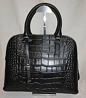 Стильная кожаная сумка . Женская сумка из натуральной кожи. Красивая сумка., фото 1