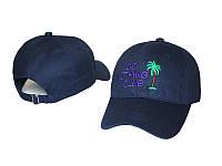 ✔️ Кепка Do Nothing Club стильная летняя из хлопка синяя мужская женская унисекс бейсболка