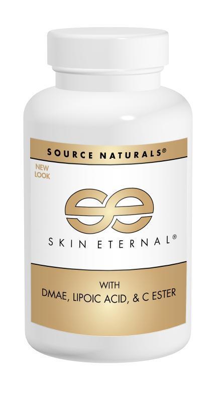 Комплекс для Оздоровления Кожи, Source Naturals, Skin Eternal, 120 таблеток