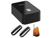 Привод DoorHan SECTIONAL-800PRO для гаражных секционных ворот Фотоэлементы + лампа, Без рейки, Без пульта