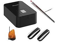 Привод DoorHan SECTIONAL-800PRO для гаражных секционных ворот Фотоэлементы + лампа, SK-3300, с цепью L=3300 мм, Без пульта