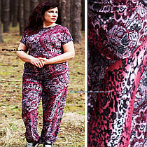 Женский костюм большие размеры-с 50 по 64 размер