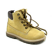 Детские осенние ботинки для мальчика Chicco р 24