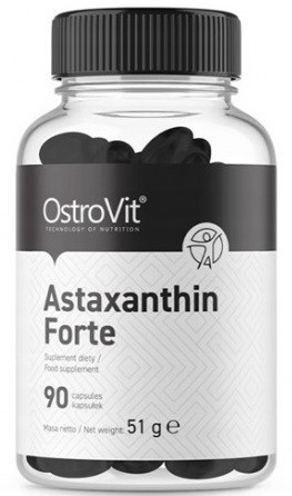 Антиоксидант OstroVit - Astaxanthin (90 капсул)