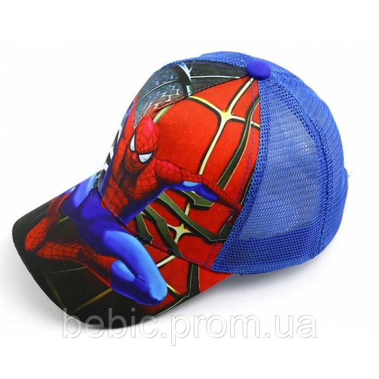 Кепка Spider сетка 2 цветов Размер:50-54 см